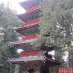 Pagoda at Toshogu Shrine